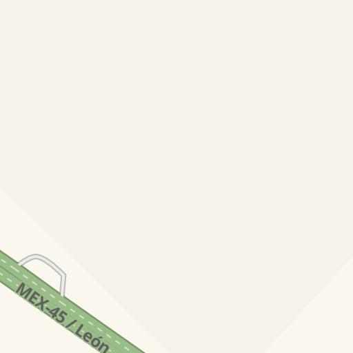 Cosmo Mexico Map.Waze Livemap Driving Directions To Cosmo De Mexico Silao Mexico
