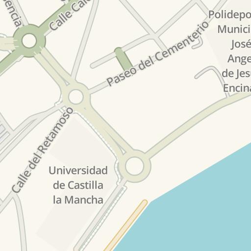Waze Livemap - Cómo llegar a I.E.S. Puerta de Cuartos, Talavera de ...
