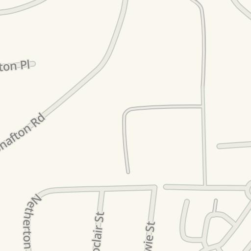 Waze Livemap - Driving Directions to Motor Worx Garage Ltd, Glasgow, United Kingdom