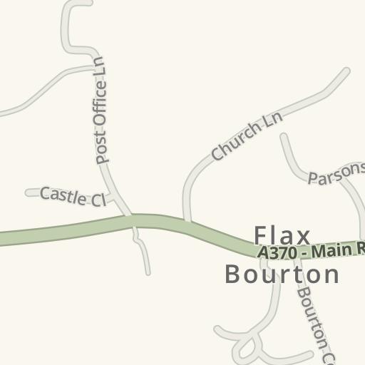 Waze Livemap - Driving Directions to Flax Bourton Parish Church