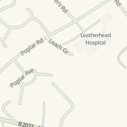 Knoll roundabout car park
