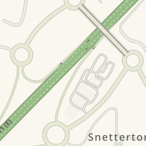 Driving Directions to DPD Snetterton Depot, Snetterton
