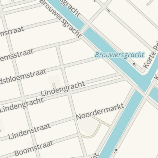 Driving Directions to Hema Haarlemmerplein, Amsterdam