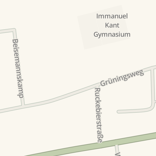 Waze Livemap Driving Directions To Max Born Realschule Dortmund
