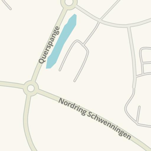 Autogalerie Villingen Schwenningen waze livemap - cómo llegar a auto galerie, villingen-schwenningen