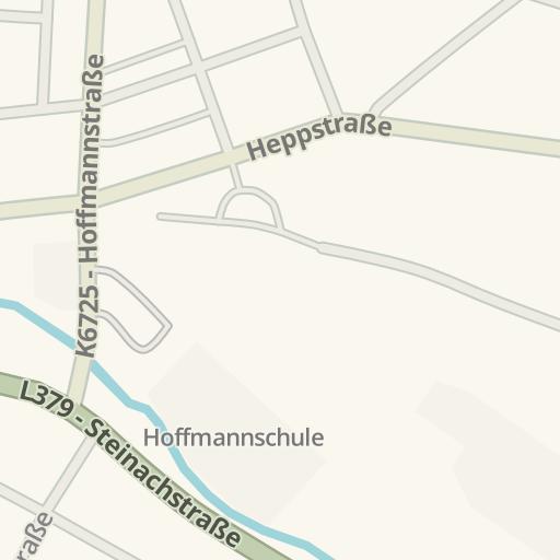 Waze Livemap Driving Directions To Rieber Reutlingen Germany