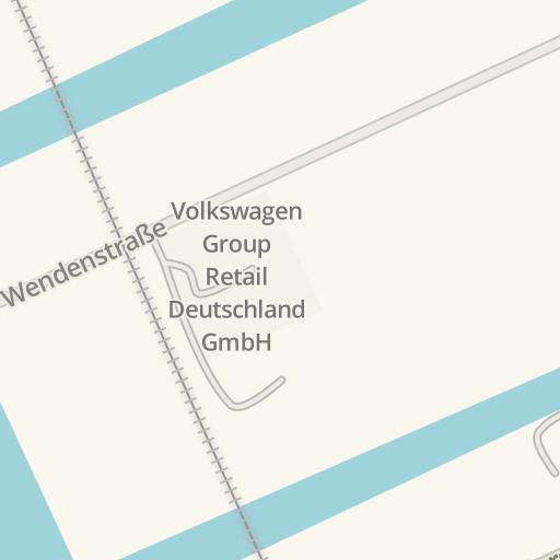 Waze Livemap Driving Directions To Peter Jensen Hamburg Germany