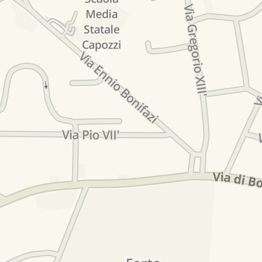 Waze Livemap - Driving Directions to Outlet degli elettrodomestici ...