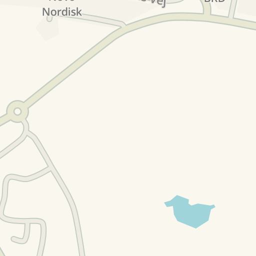 Waze Livemap - Driving Directions to Gentofte Skøjtehal, Jægersborg ...