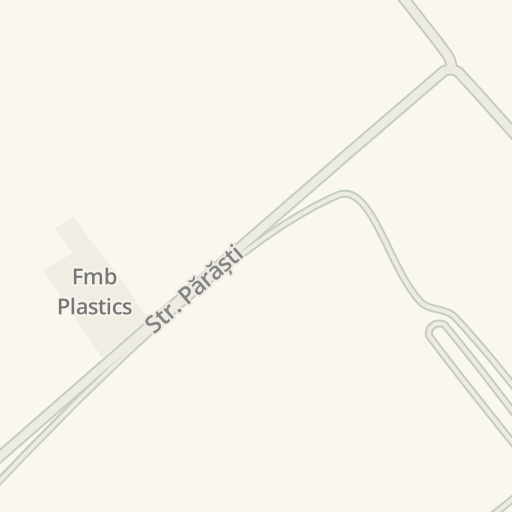 Driving Directions to Fmb Plastics, Mioveni, Romania   Waze