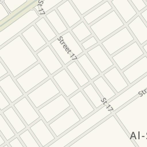 Driving Directions to Bin Nisf Hardware Store, Shuwaikh