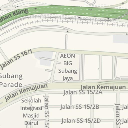 Driving Directions to Vape Empire SS15, Subang Jaya, Malaysia | Waze