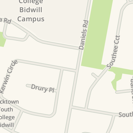 Waze Livemap - Driving Directions to Chifley College Bidwill Campus on