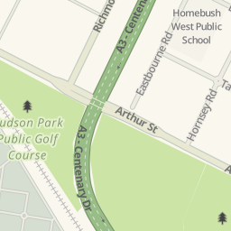 Waze Livemap - Driving Directions to Australia Post - Sydney