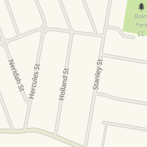 Waze Livemap - Driving Directions to Myer Chatswood Staff Entry ...