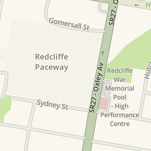 Driving Directions to Redcliffe Ambulance Station, Redcliffe