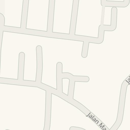 Driving Directions To Pejabat Pendidikan Daerah Kota Bharu Jalan Tengku Mohd Ma Asum Kota Bharu Waze