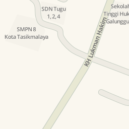 Driving directions to Asia Plaza Tasikmalaya Indonesia Waze Maps