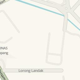 Waze livemap driving directions to man guan kota kinabalu malaysia ccuart Images