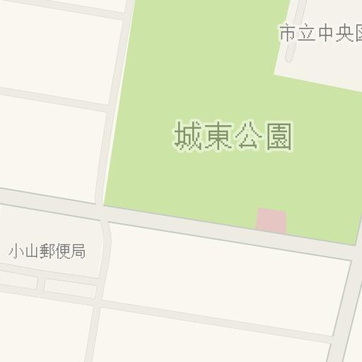 局 小山 郵便