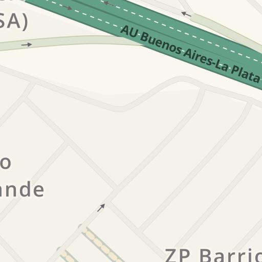 Driving Directions To Ypf Autopista La Plata Bs As Au Buenos Aires La Plata Km 13 5 Wilde Waze