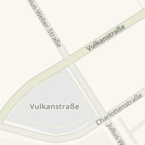Duisburg vulkanstrasse Vulkanstraße