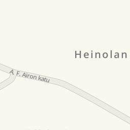 Driving directions to Heinolan Linjaautoasema Heinola Finland