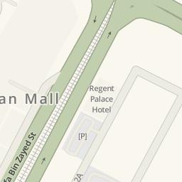 Driving directions to Zara, Dubai, دبي, United Arab Emirates - Waze on