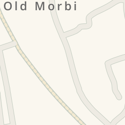 Driving Directions To Morbi Subjail Morbi India Waze Maps - Morvi map